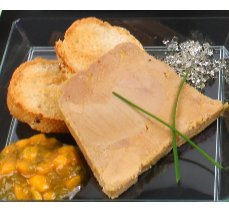 Foie gras de canard maison gargantua traiteur - Quantite foie gras par personne ...