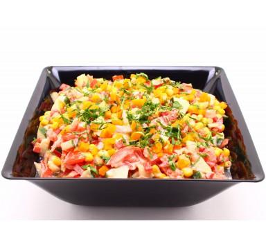 Salade de Maïs à l'Américaine